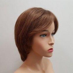 Aniela - Peruka z włosów naturalnych
