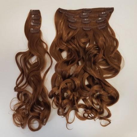 BALTIC HAIR FAST HAIR W20 30T27 - włosy syntetyczne na spince