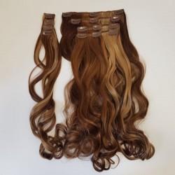 BALTIC HAIR W 20 27 30 261F - włosy syntetyczne na spince