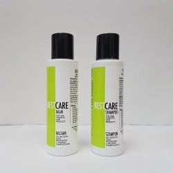 Zestaw szampon 100 g + balsam 100 g