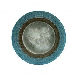 plaster dwustronny niebieski 3 Yards 19 mm