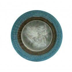 plaster dwustronny niebieski 3 Yards 25 mm
