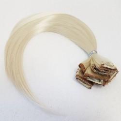 FERNUS CLIP IN 18 KOL. 613 - włosy syntetyczne na spince