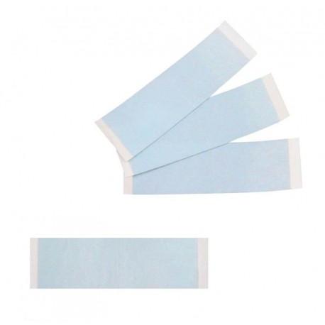 Plaster niebieski dwustronny - pocięty 3 yards