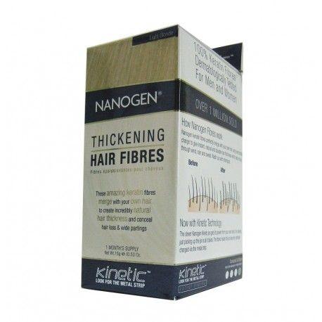Nanogen - jasny blond