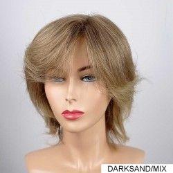 KAJA - Peruka z włosów naturalnych