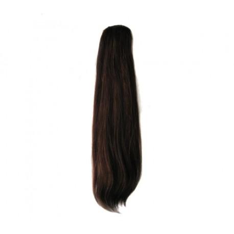 Ola pasmo włosów na spince