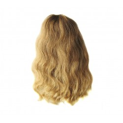 Kasia - dopinka średni blond na spinkach