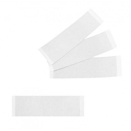 Plaster dwustronny biały - 36 pasków