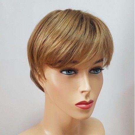 Renata - Uzupełnienie z włosów naturalnych